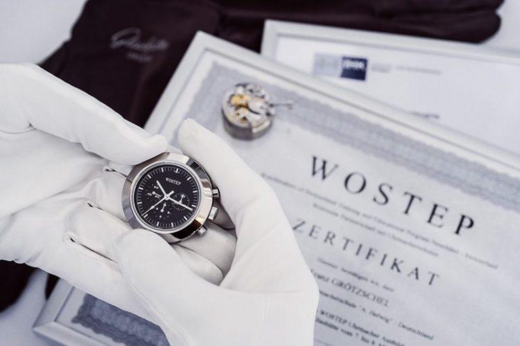 scuola orologeria diploma WOSTEP