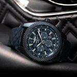 "Breitling for Bentley Presenta GT ""Dark Sapphire"" Edition (Video)"