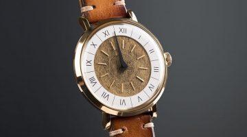 Gnomon, Un orologio da polso ispirato agli antichi gnomoni!