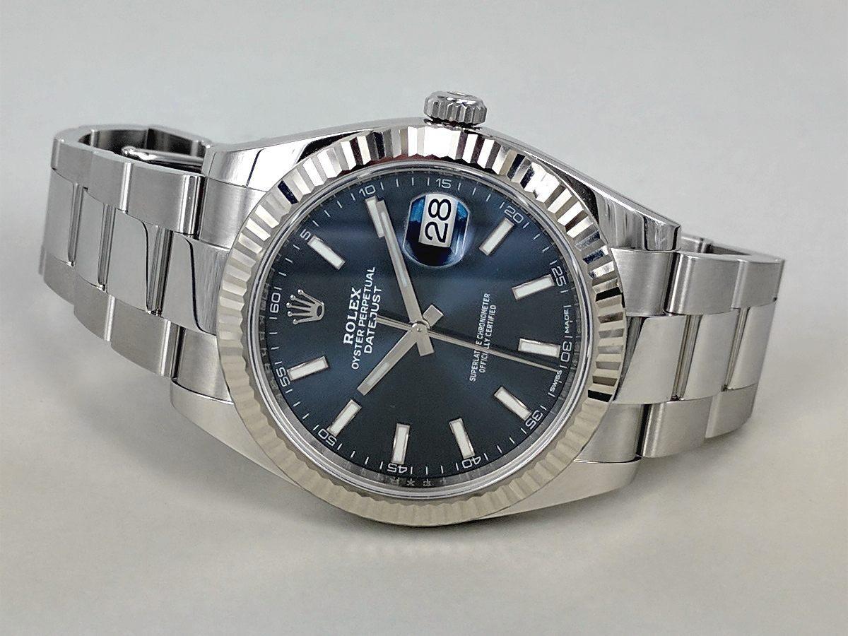 miglior servizio 2aa78 d8531 Rolex Datejust 41, L'Orologio Per Tutti I Giorni Si Rinnova ...