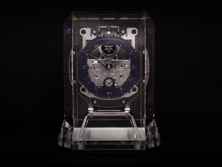 cronometro marina Thomas Mercer Brittanica Crystal