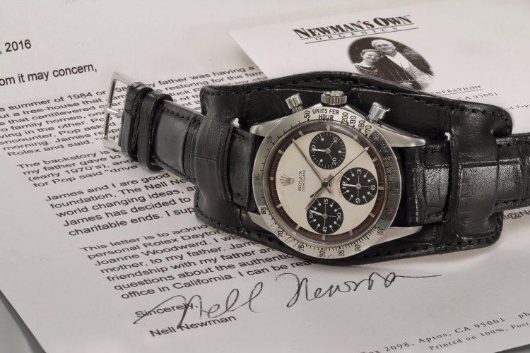 Rolex Daytona Paul Newman di Paul Newman