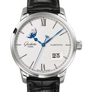 Immagine orologio Glashütte Original modello Senator Excellence Panorama Date Moon Phase