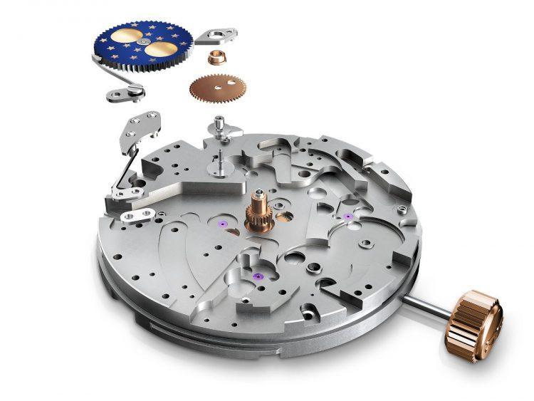 Senator Excellence Perpetual Calendar fasi lunari meccanica
