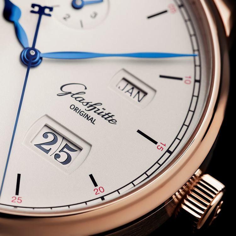 Glashütte Original Senator Excellence Perpetual Calendar Grande Data