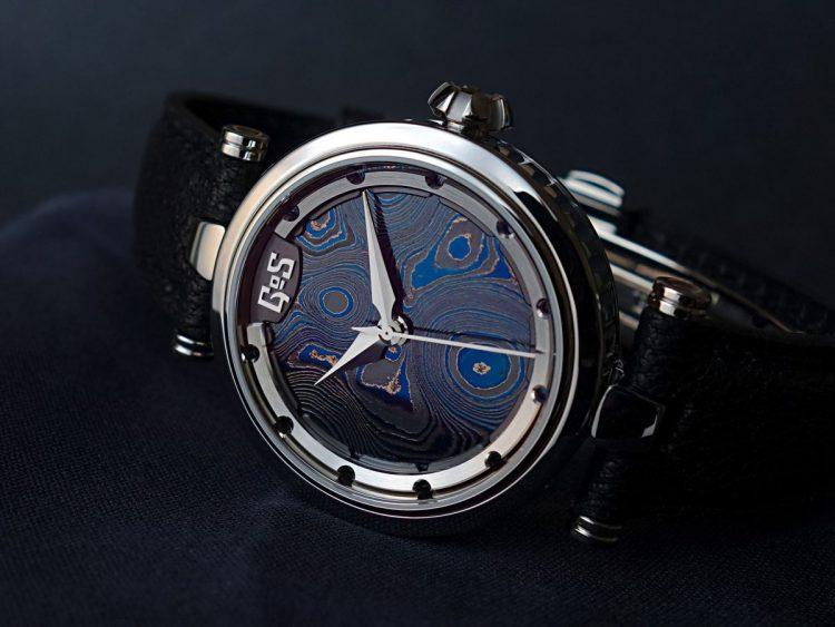 orologio GoS Sarek Midnight Blue