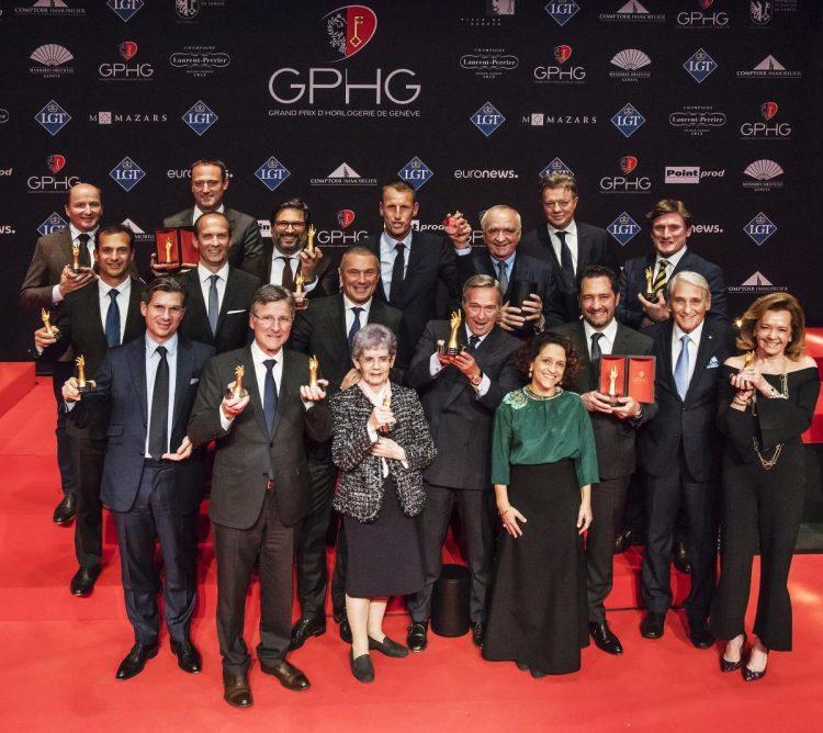 GPHG 2017 vincitori orologio dell'anno