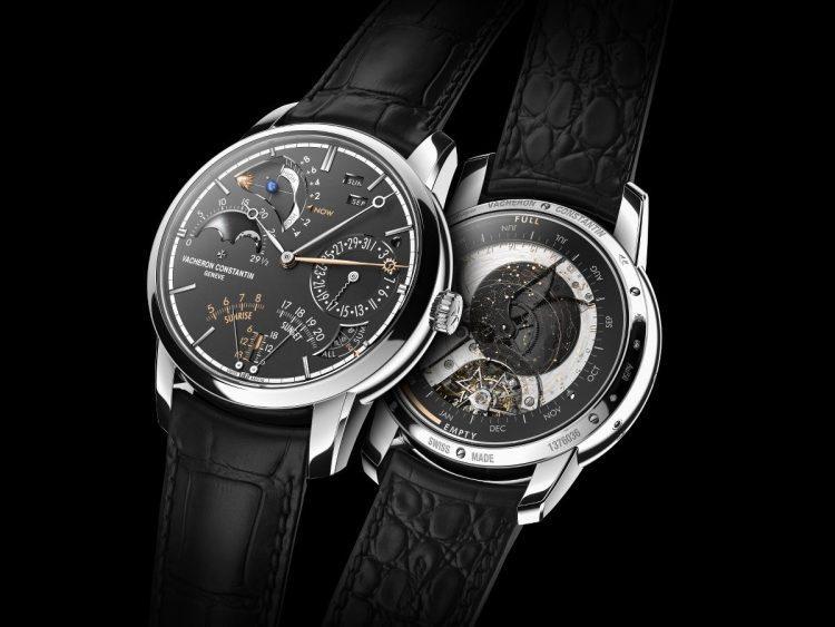 Vacheron Constantin orologio anno 2017