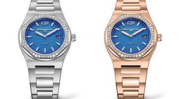 Per La Donna: Girard-Perregaux Laureato 34 mm Royalty Limited Edition