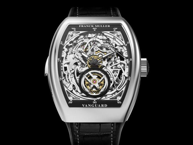 V50 Vanguard Tourbillon Minute Repeater