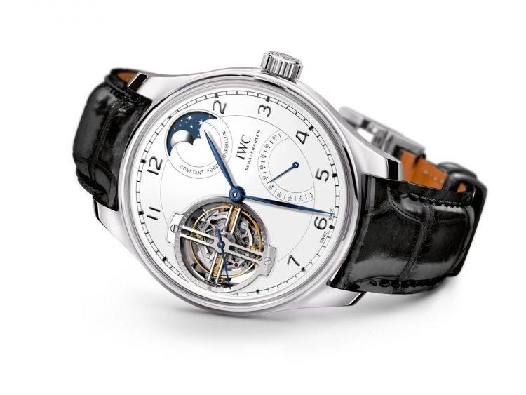 IWC Portugieser Constant-Force Tourbillon Edition 150 Years