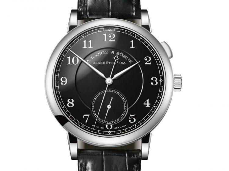 A. Lange & Söhne 1815 Homage to Walter Lange acciaio