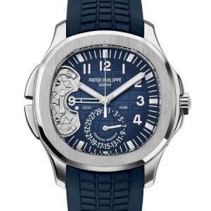 Immagine orologio Patek Philippe modello Advanced Research Aquanaut Travel Time Ref. 5650G