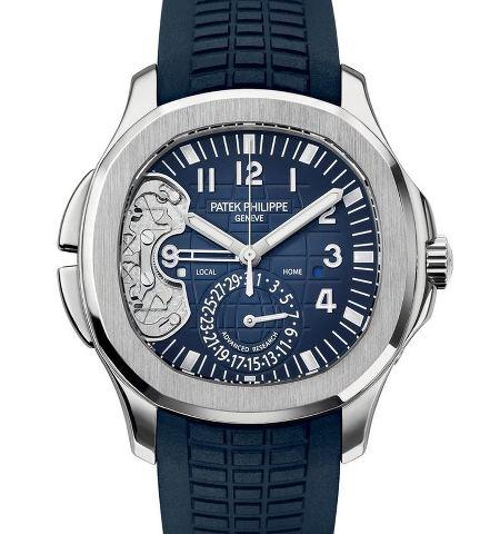 Orologio Patek Philippe Advanced Research Aquanaut Travel Time Ref. 5650G #37773