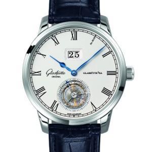 Immagine orologio Glashütte Original modello Senator Tourbillon Edition Alfred Helwig