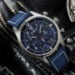 Alpina Startimer Pilot Chronograph Quartz – Pre Baselworld 2018