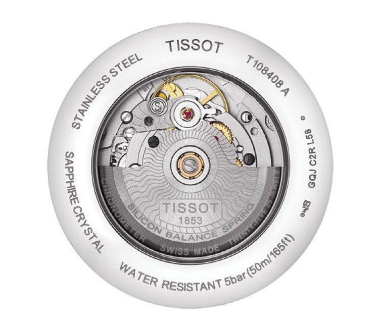 Ballade Powermatic 80 COSC - Movimento spirale silicio