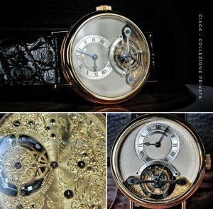 Breguet tourbillon 3350