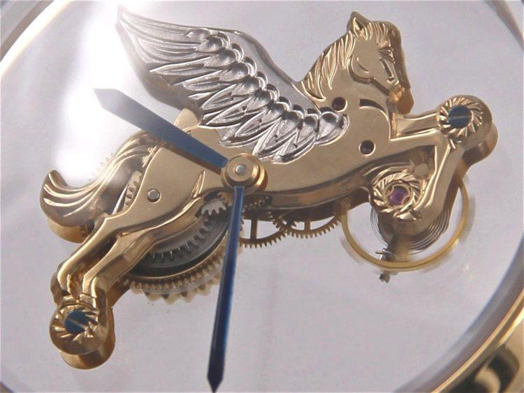 Vincent Calabrese Pegasus dettaglio