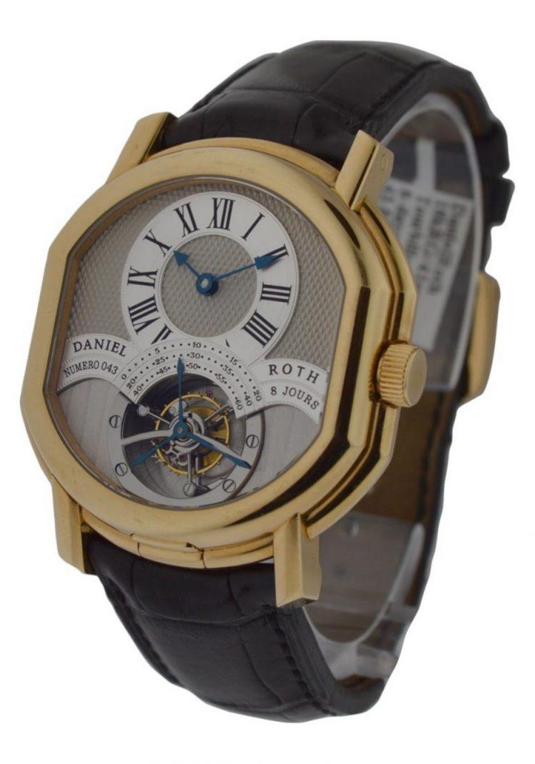 Daniel Roth 197 tourbillon