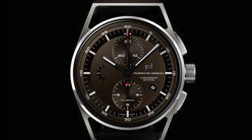 Orologi 2018: Porsche Design 1919 Chronotimer Flyback Brown Leather