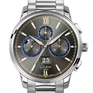 Immagine orologio Glashütte Original modello Senator Chronograph The Capital Edition Stainless Steel