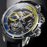 """Angelus U50 Diver Tourbillon: """"Estremamente Complicato"""""""