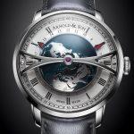 Arnold & Son Globetrotter – Ore del mondo molto originali