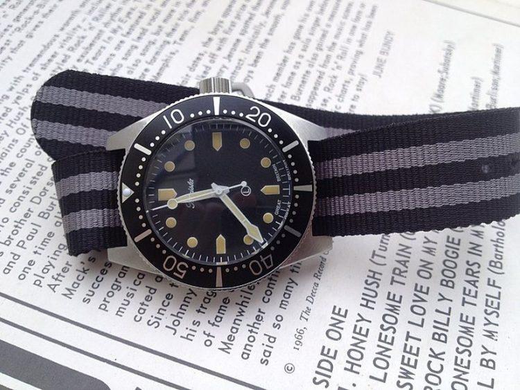 Precista Royal Navy Diver Re-Edition PRS-82