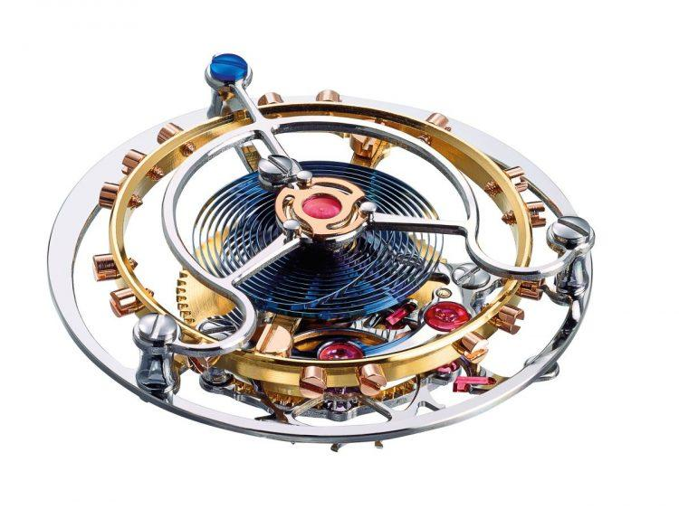 tourbillon volante