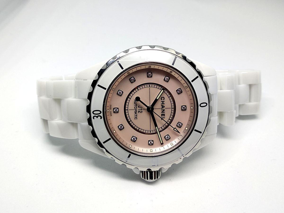 6a0aa2c02a Chanel J12 Untitled : 12 e Lode (Foto live e prezzo) | Orologi di Classe