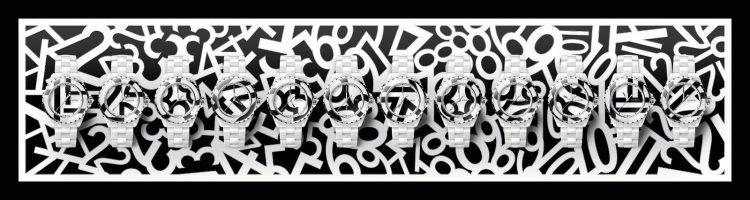 Chanel J12 Untitled