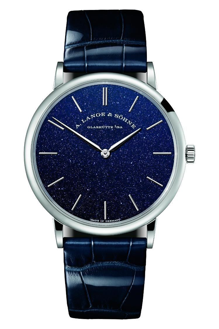 Saxonia Thin Copper in Blue
