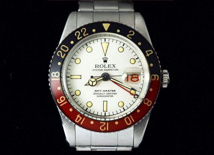 Rolex GMT-Master 6542 Pan Am
