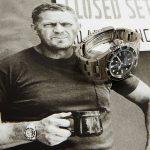 Steve McQueen Rolex 5513