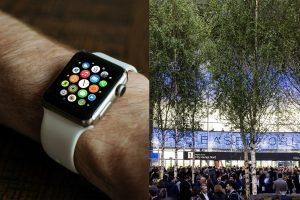 Apple leader swatch group abbandona Baselworld