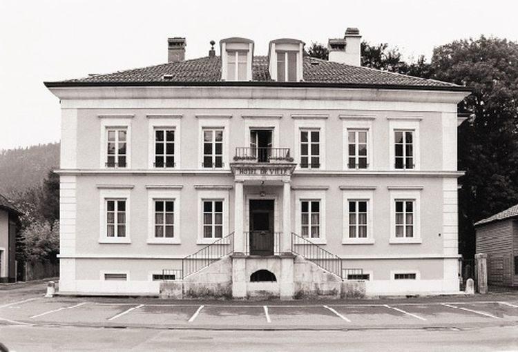 casa municipio Edouard Bovet