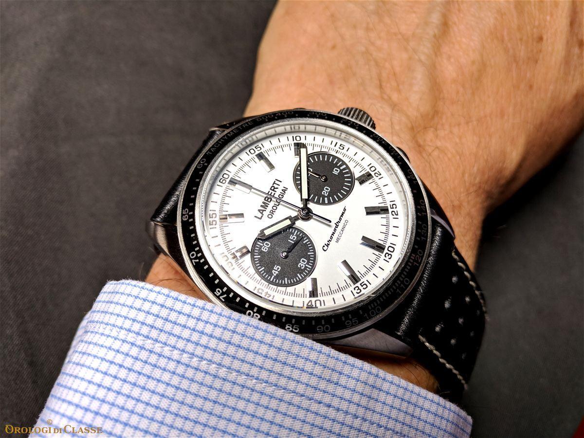 Un cronografo top e abbordabile? Lamberti Orologiai