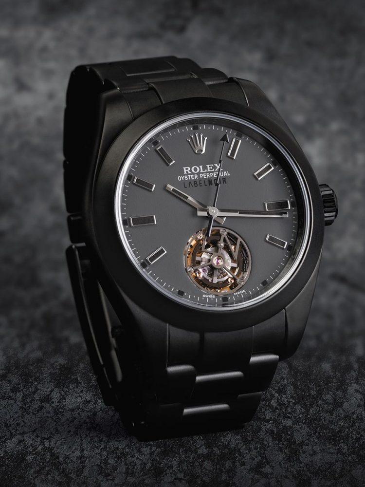 Rolex Millgauss 116400 LNT01HS
