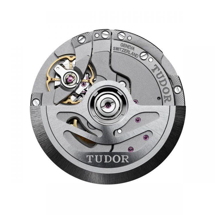 Tudor Black Bay GMT movimento