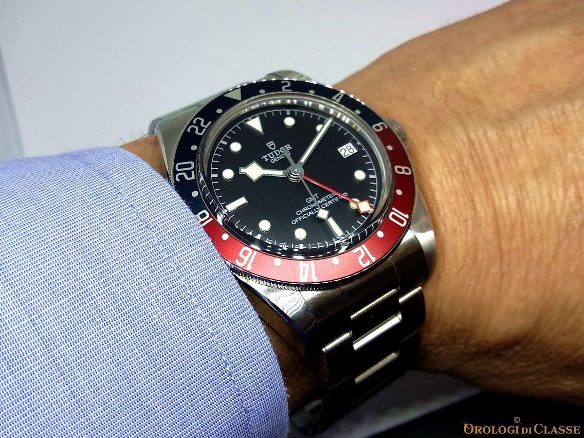 5ced1720038 Tudor Black Bay GMT  Recensione