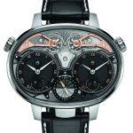 Armin Strom Masterpiece 1 Dual Time Resonance (good vibrations)