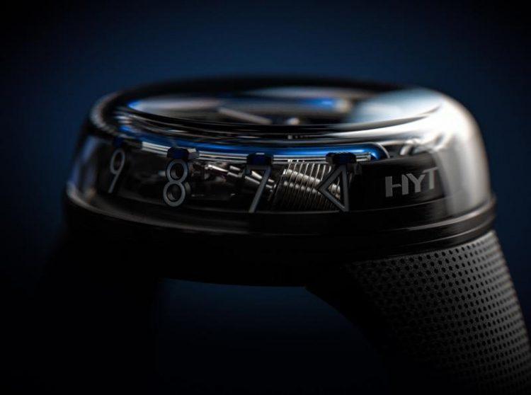 HYT H2O blue dettaglio