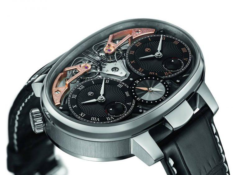 Masterpiece 1 Dual Time Resonance lato