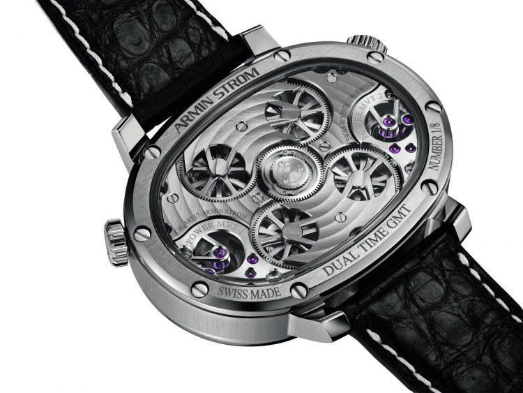 Masterpiece 1 Dual Time Resonance fondello