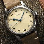 The Longines Heritage Military quadrante