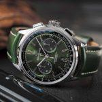 Breitling B01 Chronograph 42 Bentley British Racing Green