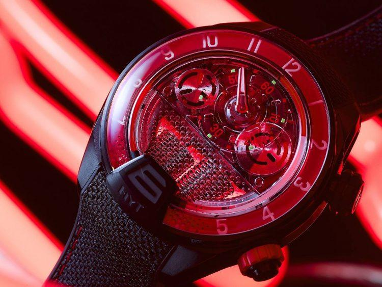 HYT H4 red fluid ambience