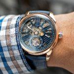 Molnar Fabry Nightingale Minute Repeater