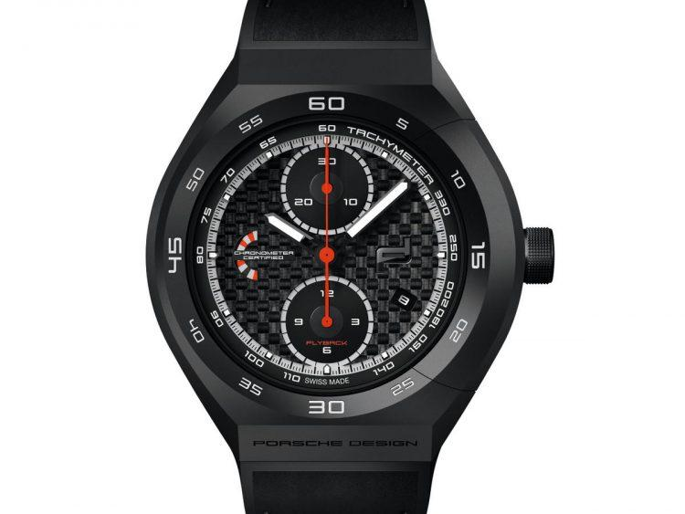 Porsche Design Monobloc Actuator Chronotimer Flyback Limited Edition